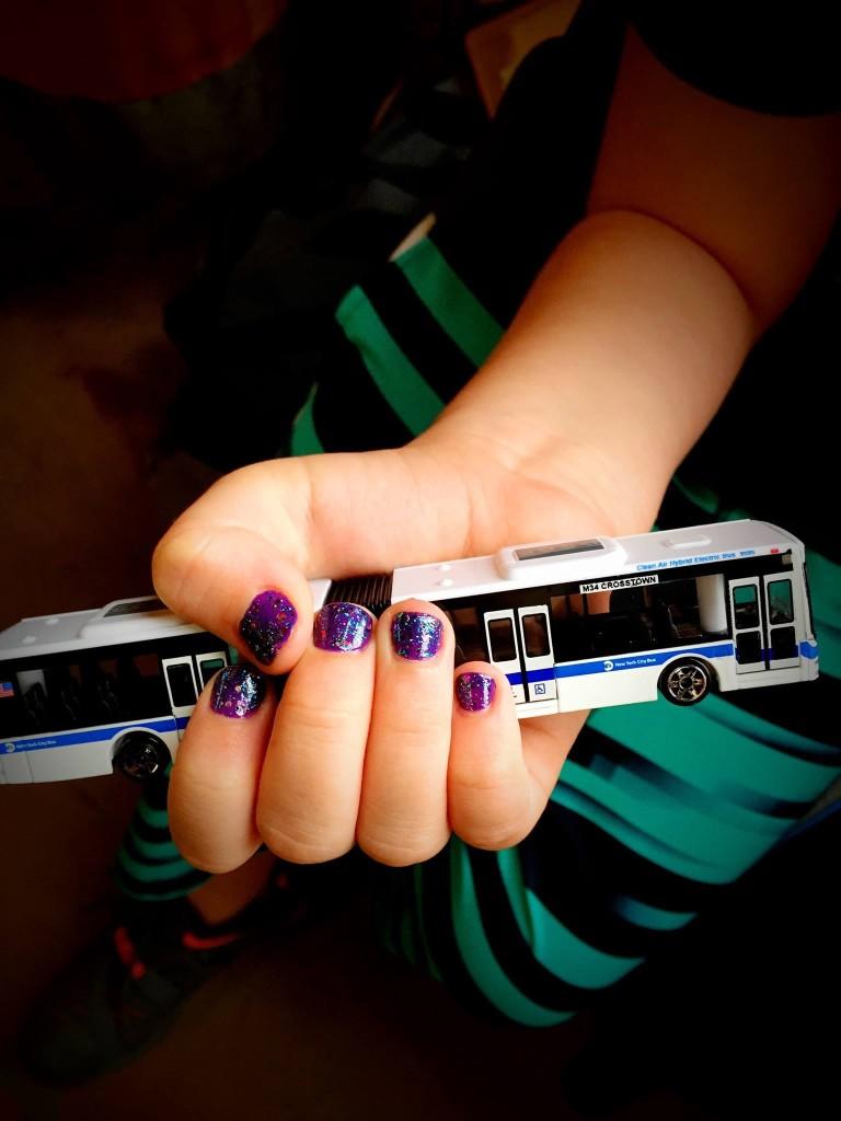 nail polish:truck